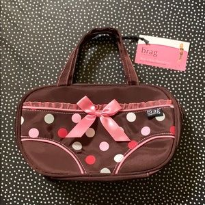 The Brag Company Travel Underwear Bag